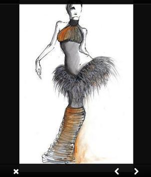 Fashion design sketches screenshot 5
