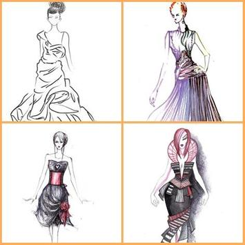 Fashion Sketch Design screenshot 1