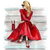 Fashion Sketches icon
