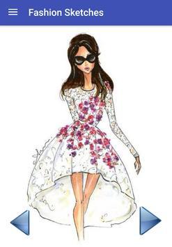 Fashion Sketches screenshot 3