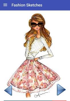 Fashion Sketches screenshot 6