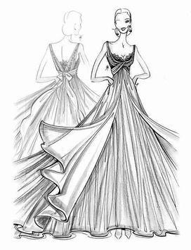 Fashion Sketch Ideas apk screenshot