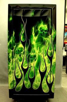 Customized Airbrush Ideas Art poster