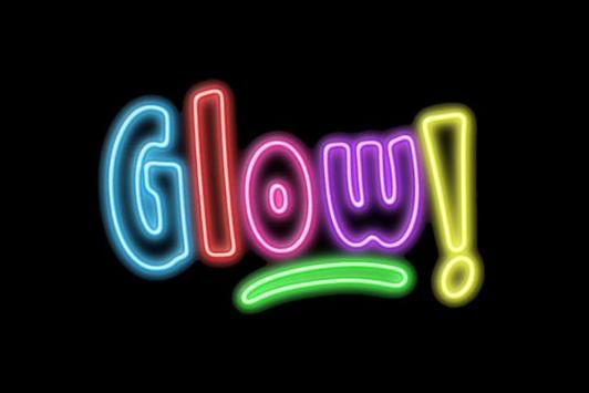 Glowing Drawings Art screenshot 2