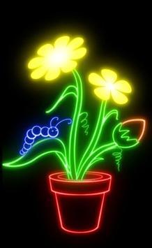 Glowing Drawings Art screenshot 3