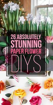 DIY Flower Vase Ideas Art poster