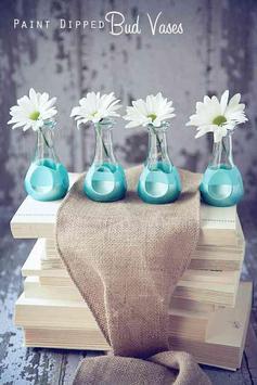 DIY Flower Vase Ideas Art screenshot 3