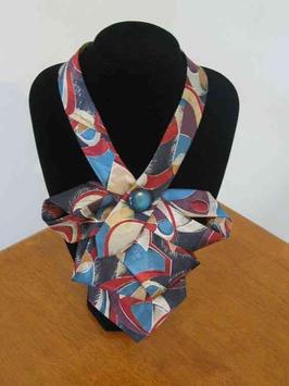 Tutorials DIY Necktie screenshot 6