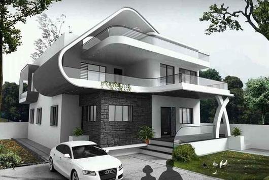 Design Modern House poster