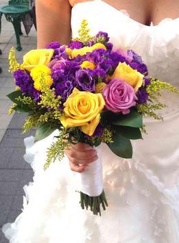 Designs Wedding Flower poster