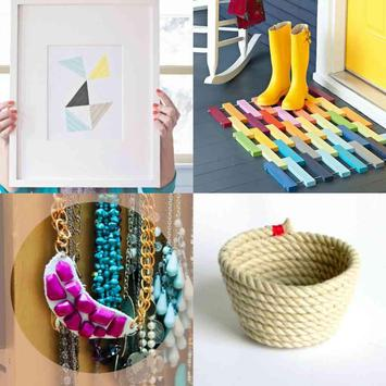 Ideas DIY Home Craft poster