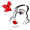 Fashion color by number - sandbox number coloring icon
