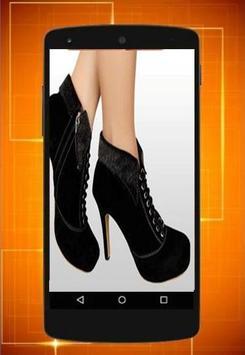 Fashion women shoes screenshot 1