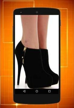 Fashion women shoes screenshot 2