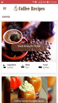 Coffee Recipes 2018 - Latest Coffee Recipes poster