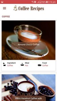 Coffee Recipes 2018 - Latest Coffee Recipes screenshot 1