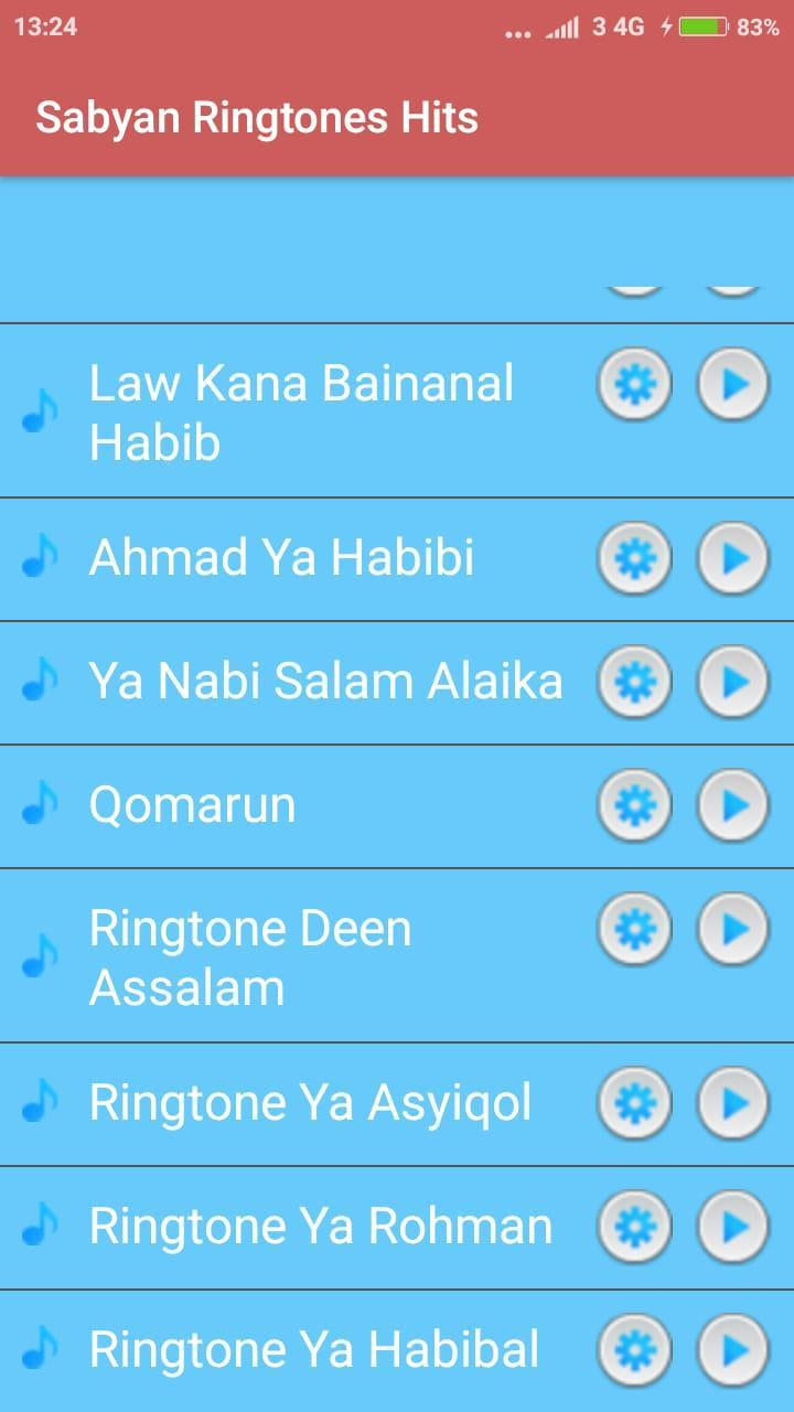 Sabyan Ringtones Hits for Android - APK Download