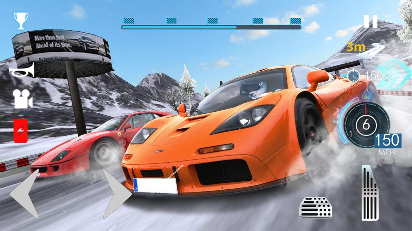 how to drive in racing games