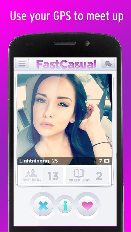 android casual dating apps