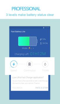 Fast Charger Lite screenshot 2