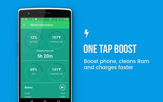 Battery Dr. Super Fast Charger apk screenshot