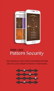 Door Lock Screen poster