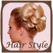 Hair Styles, Hair Care icon
