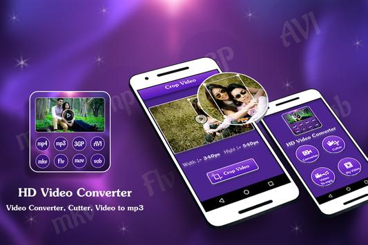 HD Video Converter Android poster