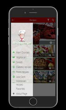 Healthy and tasty recipes 2017 poster