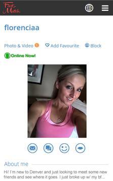 ... Fast Match Casual Adult Dating apk screenshot ...