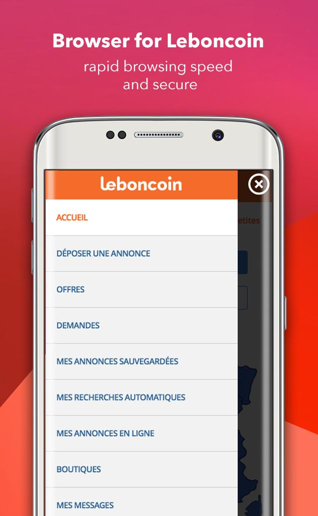 Navigateur Pour Bon Coin For Android Apk Download