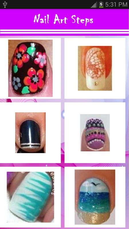 Nail Art Steps APK Download - Free Lifestyle APP for Android ...