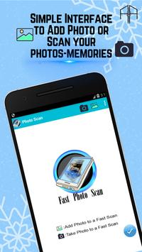 Scan app - Fast scanner : scan files and photos poster