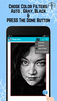 Scan app - Fast scanner : scan files and photos screenshot 12