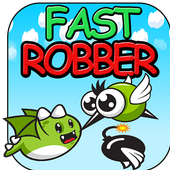 fast robber icon