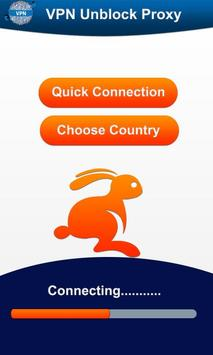 Fast VPN Unlimited Unblock Proxy Changer screenshot 16