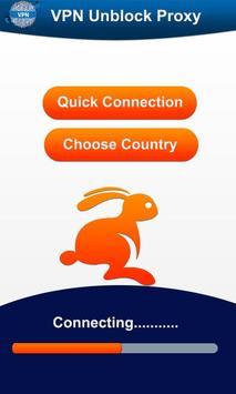 Fast VPN Unlimited Unblock Proxy Changer screenshot 6