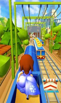 Subway Sofia Run: First Princess screenshot 1