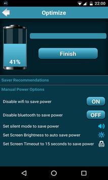Fast Ultimate Battery Saver apk screenshot