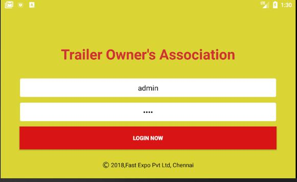 Trailer CRM screenshot 2