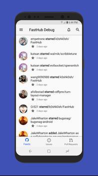 FastHub screenshot 1