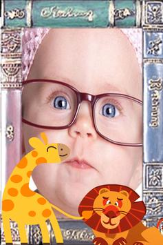 Baby Animals Photo Frames screenshot 1