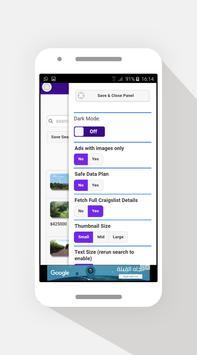 Fast Craigslist Browser screenshot 1