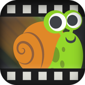 Slow Motion Camera Video Editor, Video Fast Motion icon