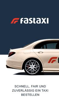 Fastaxi Driver – Deine Taxi App poster
