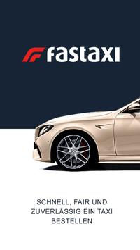 Fastaxi– Deine Taxi App poster
