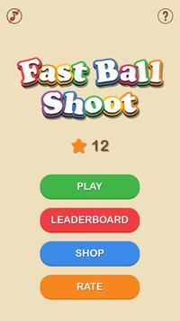 Fast Ball Shoot screenshot 9