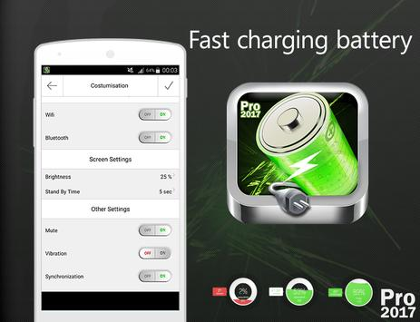 Fast Battery Charger 2017 screenshot 5