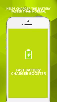 Fast Battery Charger Booster poster