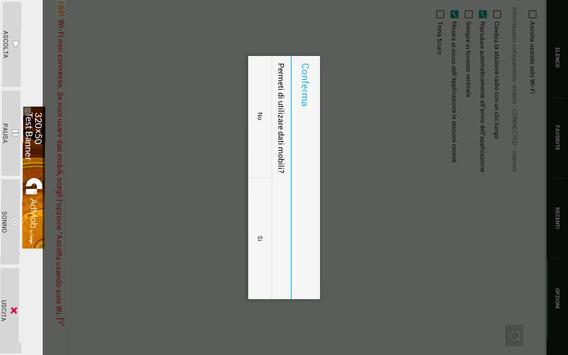 Radio Italiane in streaming screenshot 11